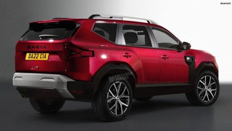 Dacia опубликовала новые изображения кроссовераBigster 2