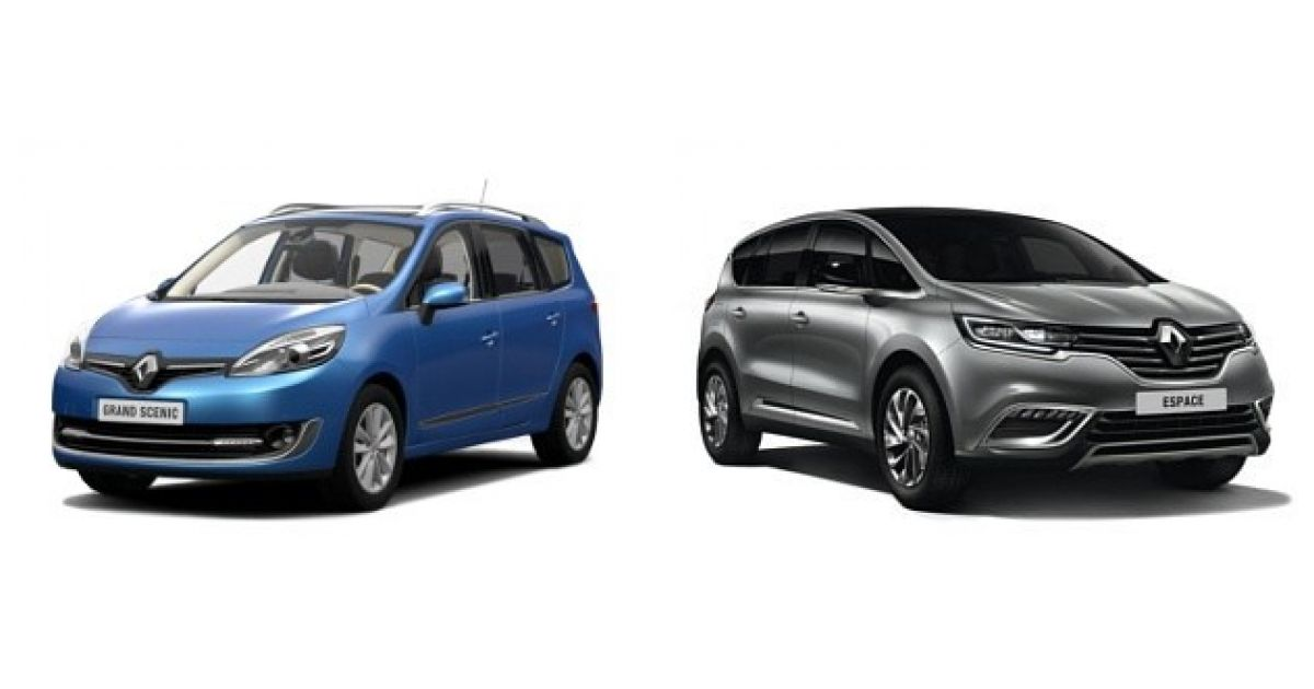 Renault снимет с производства две популярные модели 1