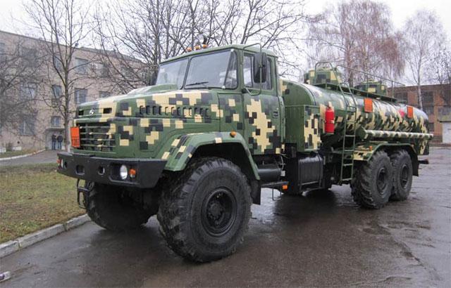 КрАЗ будет поставлять грузовую автотехнику армии США 2