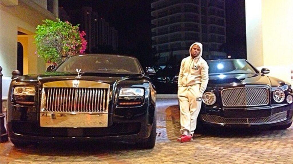 Звездный боксер купил целый автопарк за миллион долларов 1