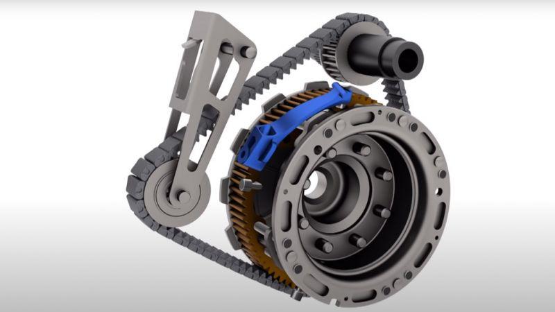 Инженеры разработали двухступенчатую трансмиссию для электрокаров 1