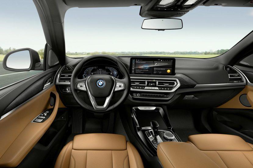 BMW представила обновленные кроссоверы BMW X3 M и X4 M 2022 года 2