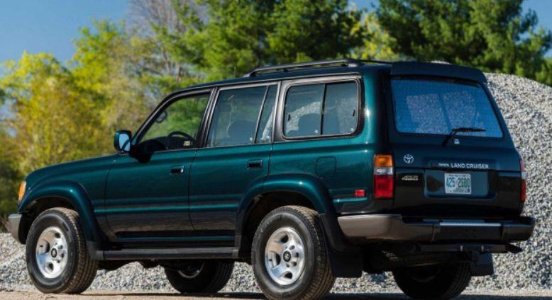 27-летний Land Cruiser продали за рекордные 136 тысяч долларов 2