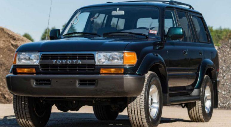 27-летний Land Cruiser продали за рекордные 136 тысяч долларов 1