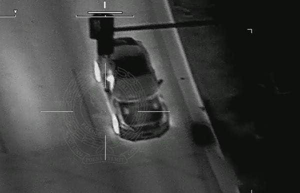 Водитель спорткара за 11 минут собрал штрафов на 10тыс. долларов 2