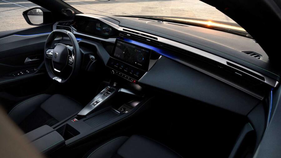 Универсал Peugeot 308 SW 2021 года представлен официально 2