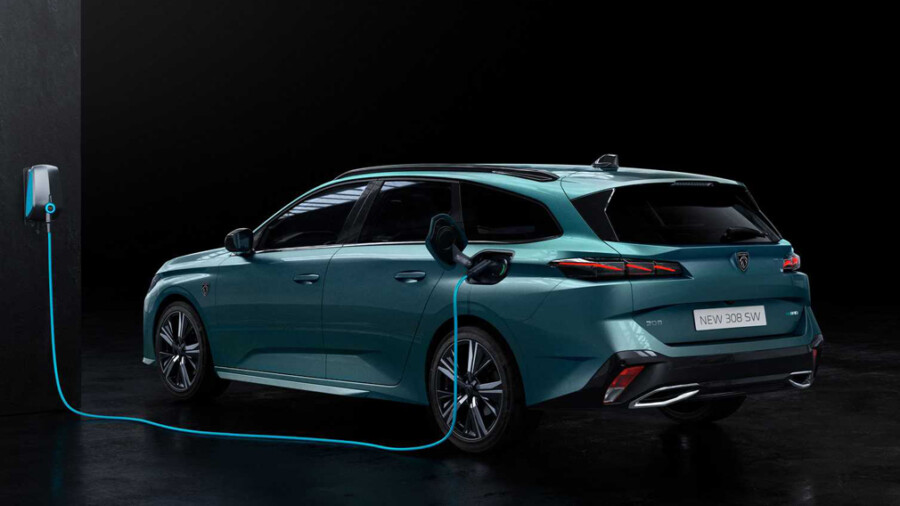 Универсал Peugeot 308 SW 2021 года представлен официально 3