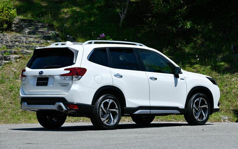Новейший Subaru Forester 2022 получил крутой дизайн 2