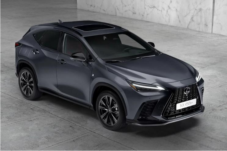 Lexus презентовал новое поколение кроссовера NX 1