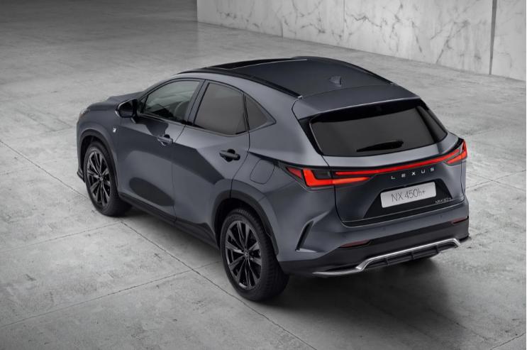 Lexus презентовал новое поколение кроссовера NX 2