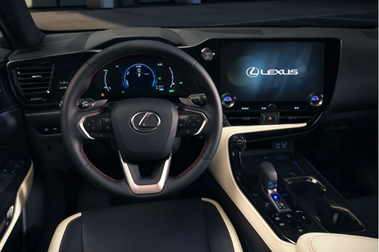 Lexus презентовал новое поколение кроссовера NX 3