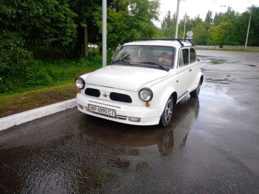 В Украине создали «гибрид» Запорожца и Volkswagen 1