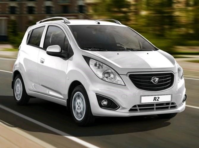 Рейтинг бюджетных новых автомобилей с АКПП в Украине 1