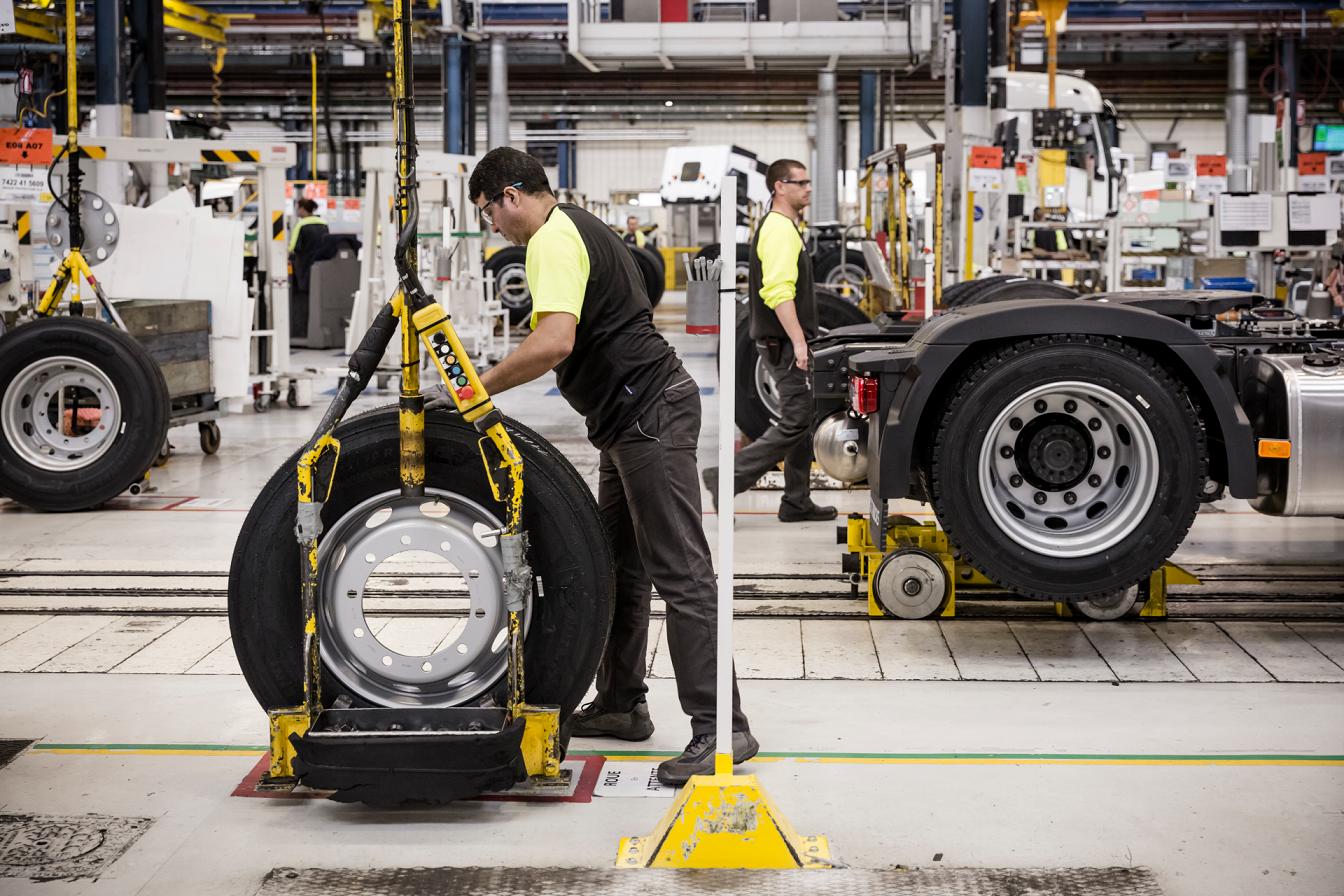 Renault Trucks презентует виртуальную экскурсию на свой завод 1