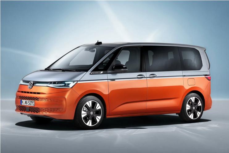 Новый Volkswagen Multivan Т7 представили официально 1