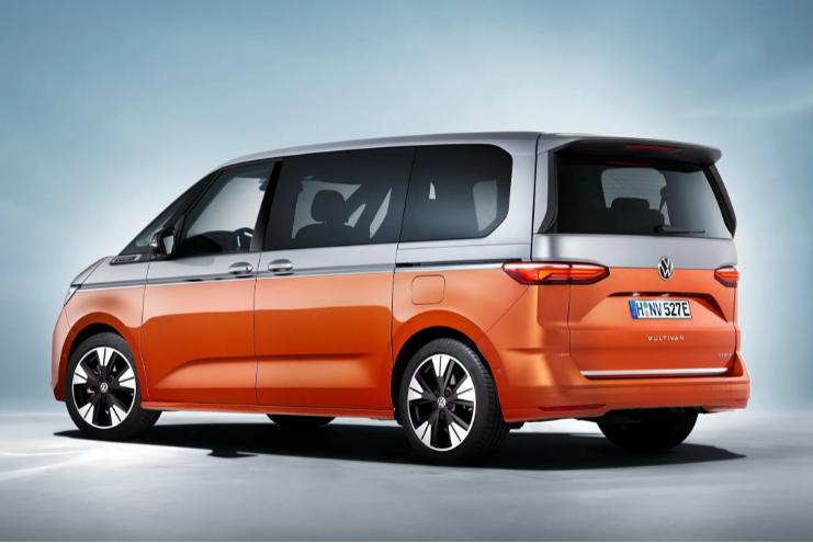 Новый Volkswagen Multivan Т7 представили официально 4