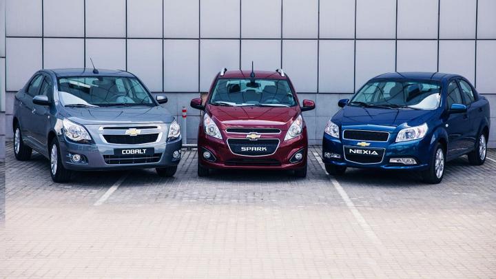 Автомобили Chevrolet доступного сегмента возвращаются в Украину 1