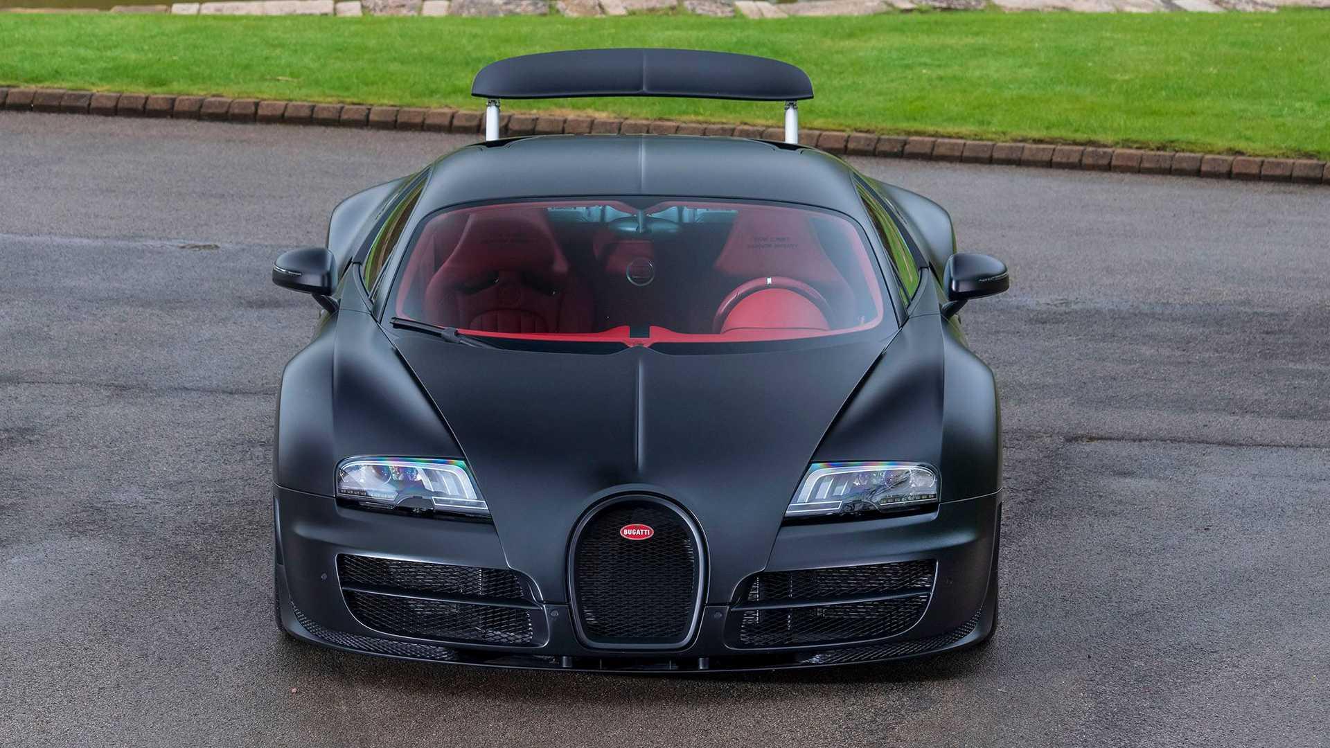 Лучший подержанный автомобиль: лимитированный Bugatti ищет нового владельца 1