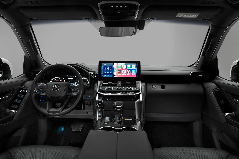 Внедорожник Toyota Land Cruiser 300 представлен официально 3