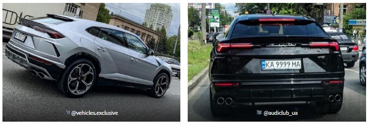 Украинцы активно скупают внедорожные Lamborghini 1