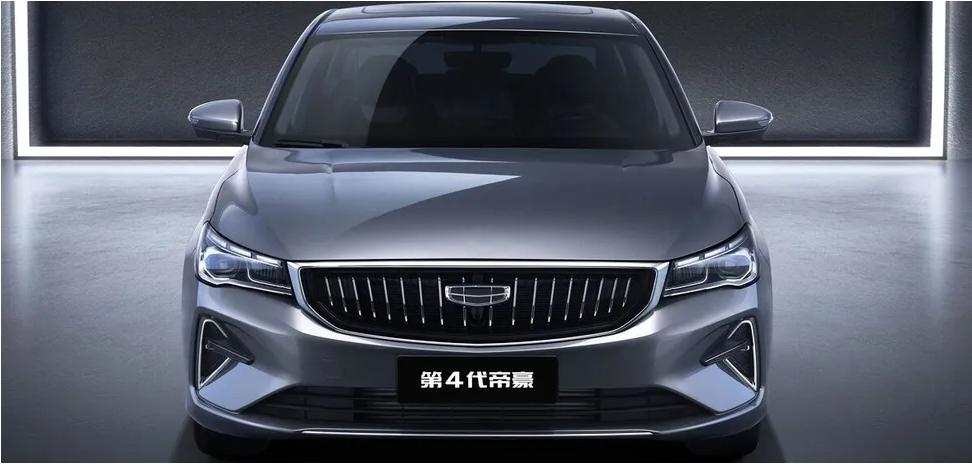 Geely представил седан Emgrand третьего поколения 1
