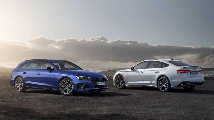 Audi провела модернизацию сразу пяти моделей 1