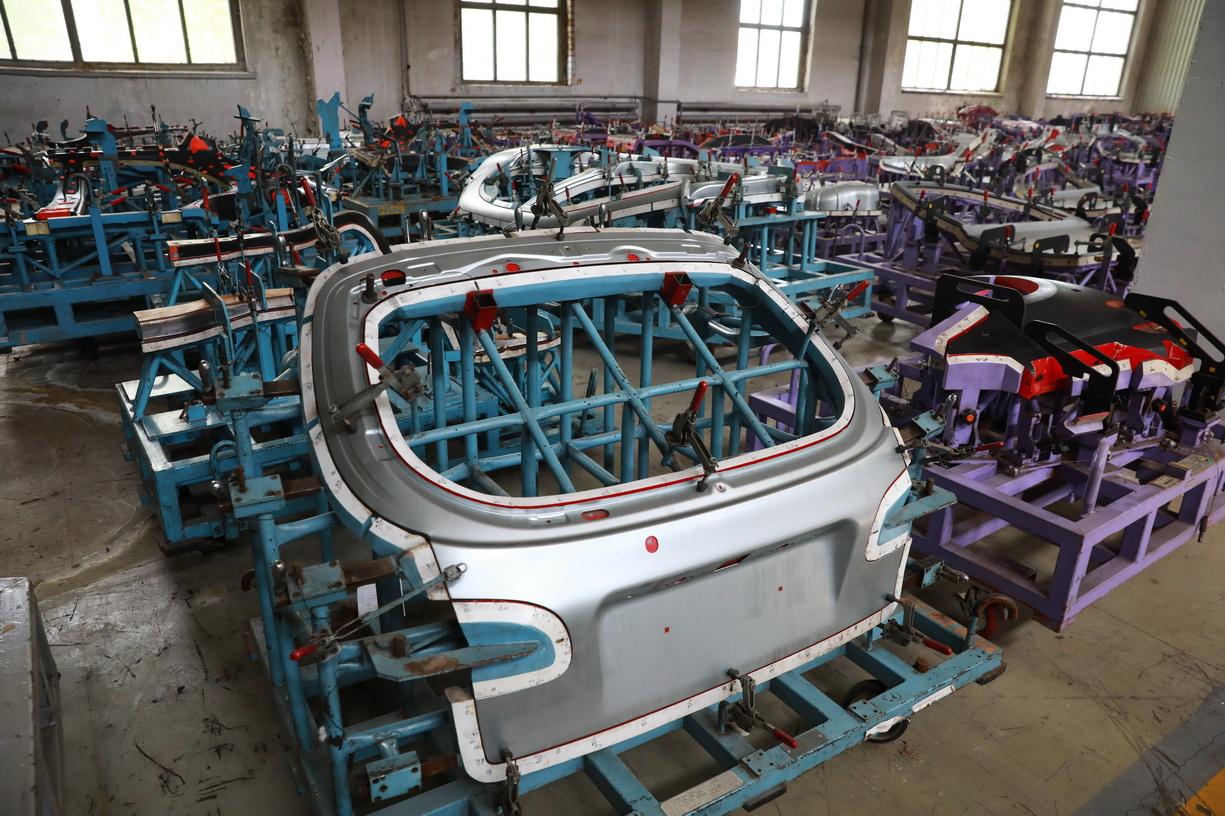 ЗАЗ впервые показал производство автомобилей в 2021 году (фото) 3