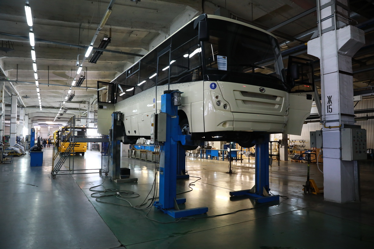 ЗАЗ впервые показал производство автомобилей в 2021 году (фото) 1