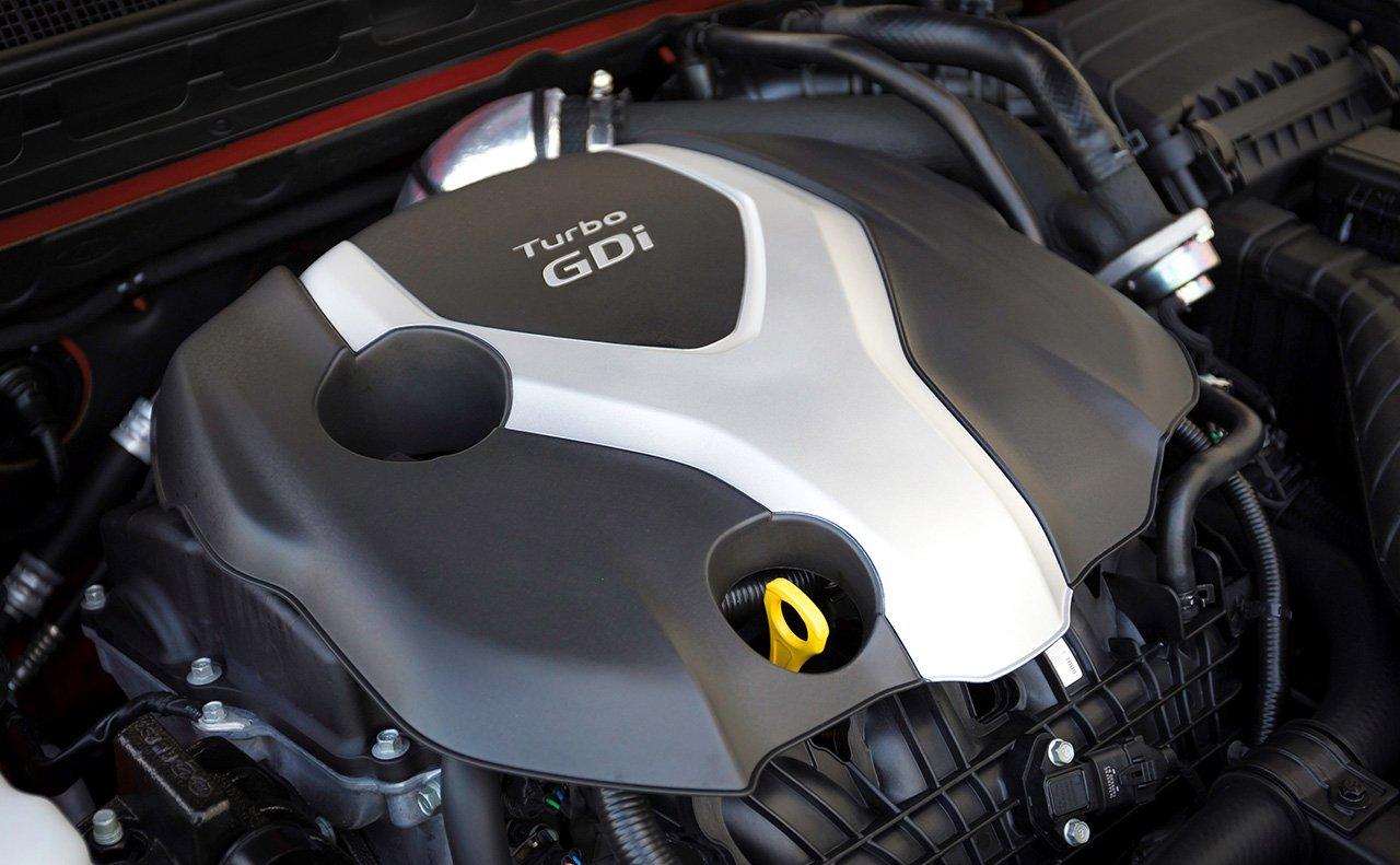 Kia Optima 2015: обзор обновленной модели 5
