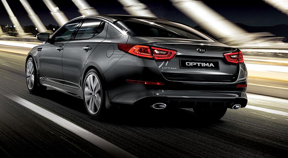 Kia Optima 2015: обзор обновленной модели 1