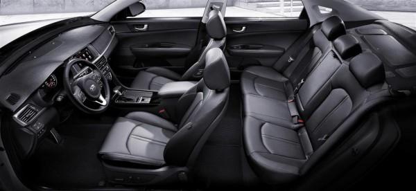 Инсайдеры слили фото и характеристики европейского Kia Optima 3