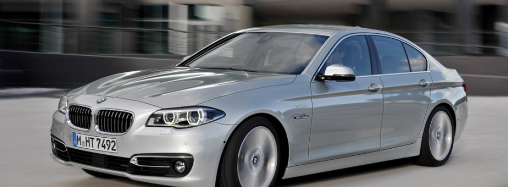 BMW 5er 535i xDrive 3.0 AT (306 л.с.) 4WD