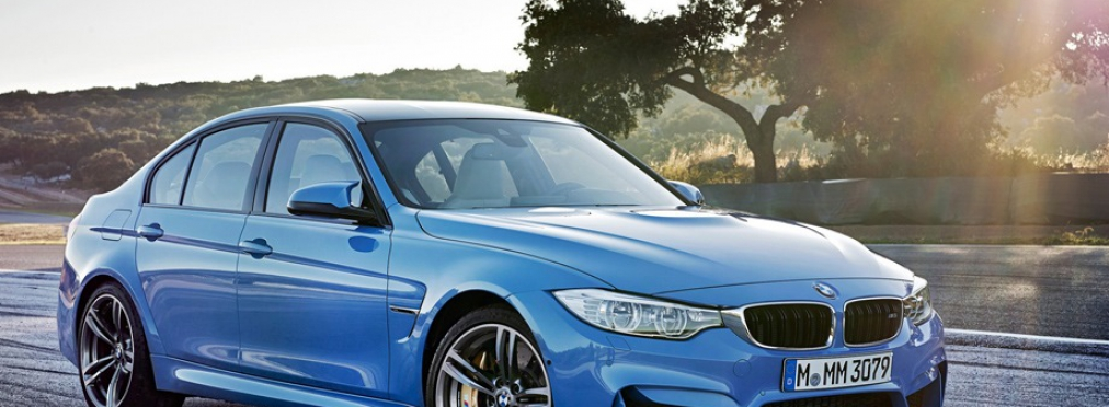 BMW M3 Competition Package 3.0 MT (450 л.с.)