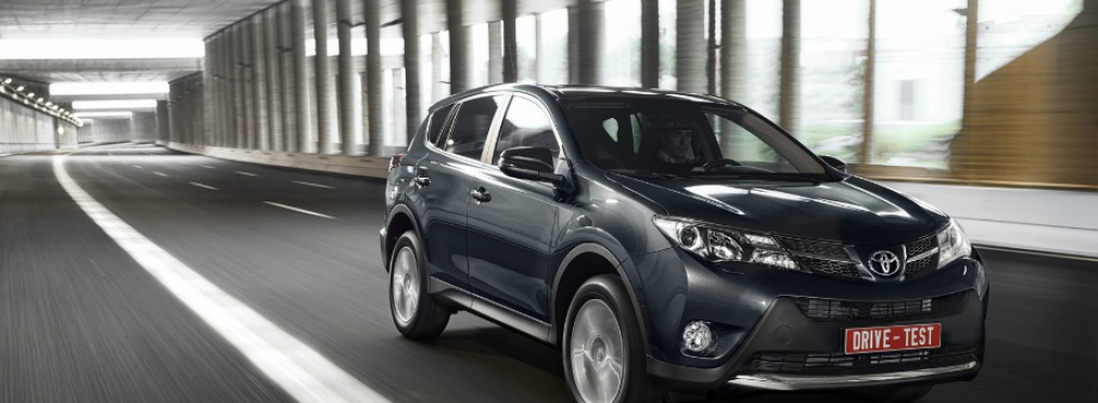 Toyota RAV 4 Long 2.4 AT (170 л.с.) 4WD