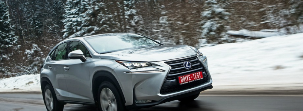 Lexus NX 200t 2.0 AT (238 л.с.) 4WD