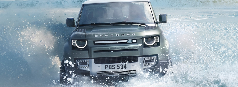 Новый Land Rover Defender получит 500-сильную версию с мотором BMW