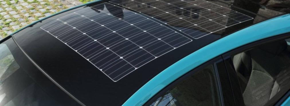 Стеклянные панорамные крыши Audi оснастят солнечными батареями
