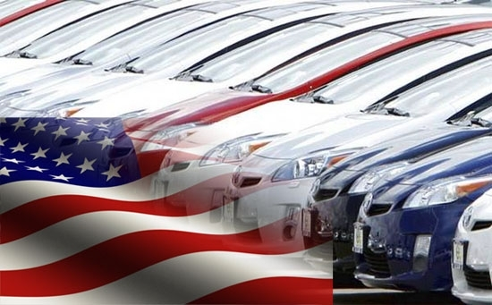 США могут ввести пошлины вобъеме 25% наимпорт авто
