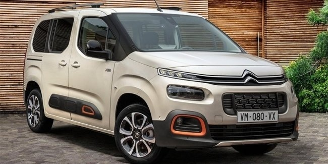 Новый Citroen Berlingo поступил на европейский рынок