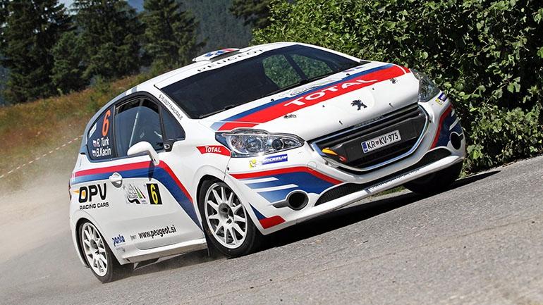 Раллийный Peugeot 208 R2 возвращается