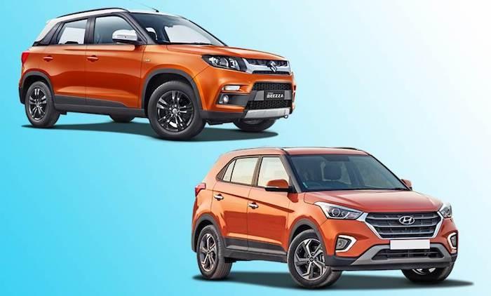 Suzuki готовит к выпуску «убийцу» Hyundai Creta