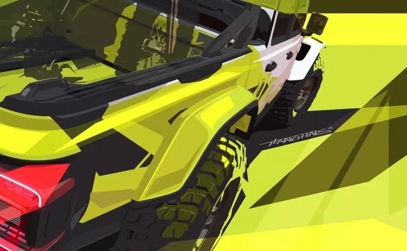 Jeep приготовил яркие пикапы для ежегодного пасхального сафари