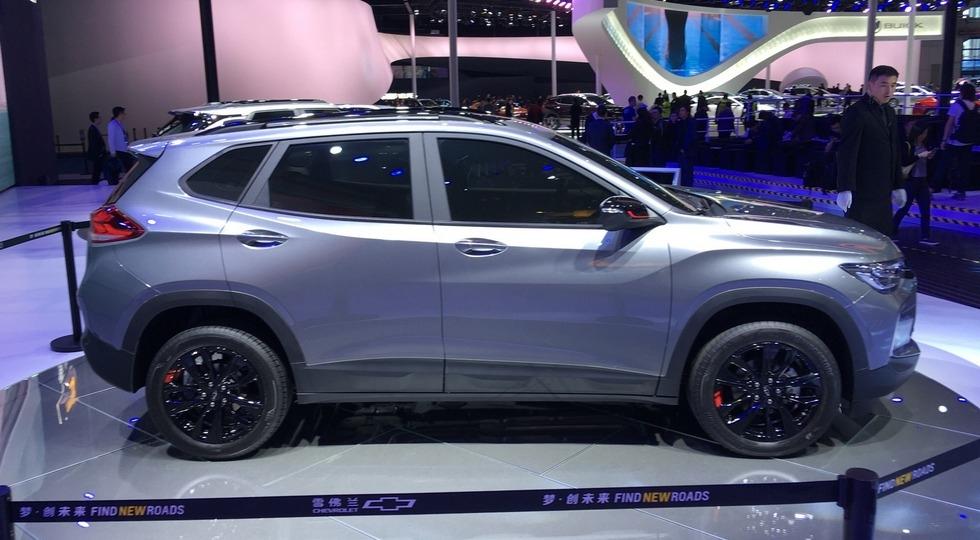 Chevrolet Tracker со сменой поколений стал богаче