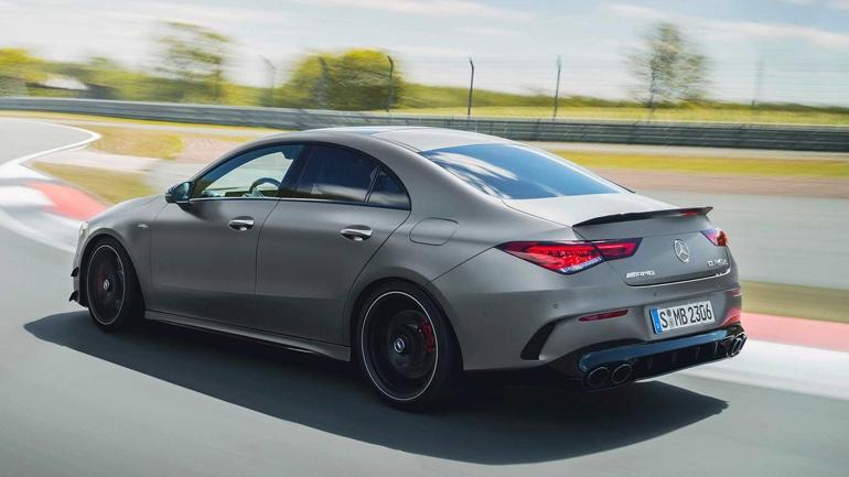 Автомобили Mercedes-AMG следующего поколения станут тише
