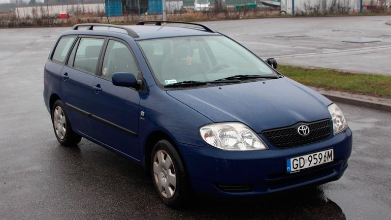 Польские журналисты нашли Toyota Corolla с пробегом в миллион километров