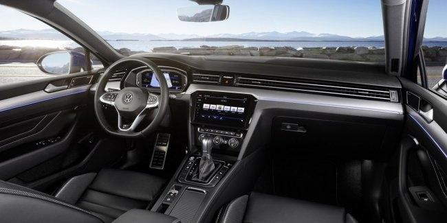 Volkswagen представил собственного умного помощника водителю - IQ.DRIVE