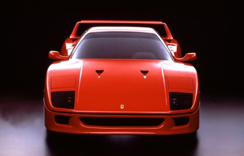 Ferrari хочет возродить F40 и другие культовые модели