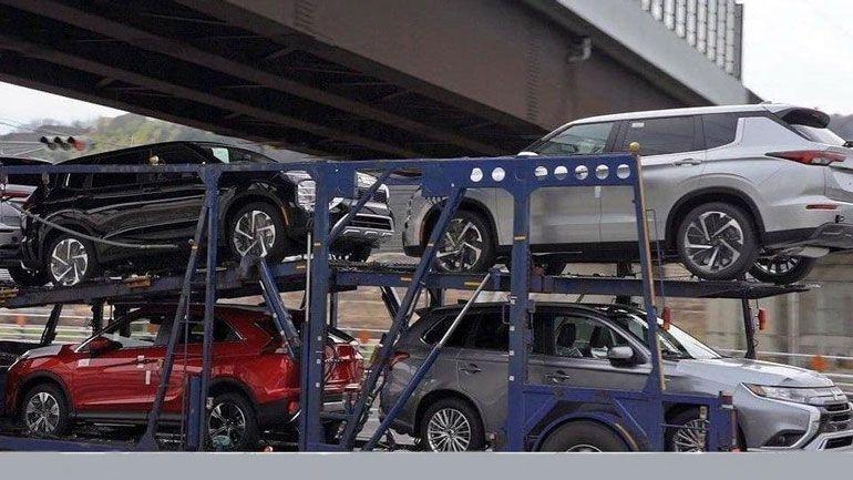 Кроссовер Mitsubishi Outlander четвертой генерации начал поступать дилерам