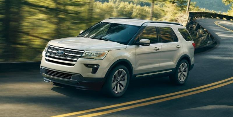 Владельцы Ford Explorer в США жалуются на тошноту в салоне