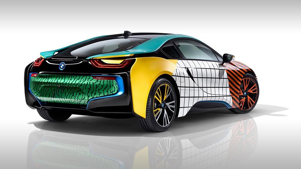 Особые BMW i3 и i8 посвятили дизайнерам мебели — новости ...